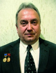 Хорошайло Юрий Евгеньевич