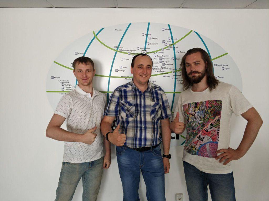 Студенти кафедри ПЕЕА ХНУРЕ взяли участь у конкурсі інженерних проектів
