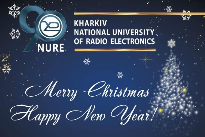 Кафедра ПЕЕА вітає Вас з наступаючим Новим 2020 роком та Різдвом Христовим!