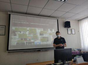 """Створено лабораторію """"Вбудованих систем управління"""" (PLCnext Lab) спільно з Phoenix Contact"""