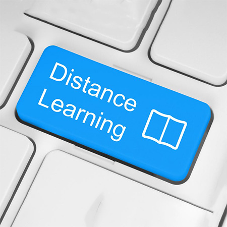 KNURE completely switches to distance learning