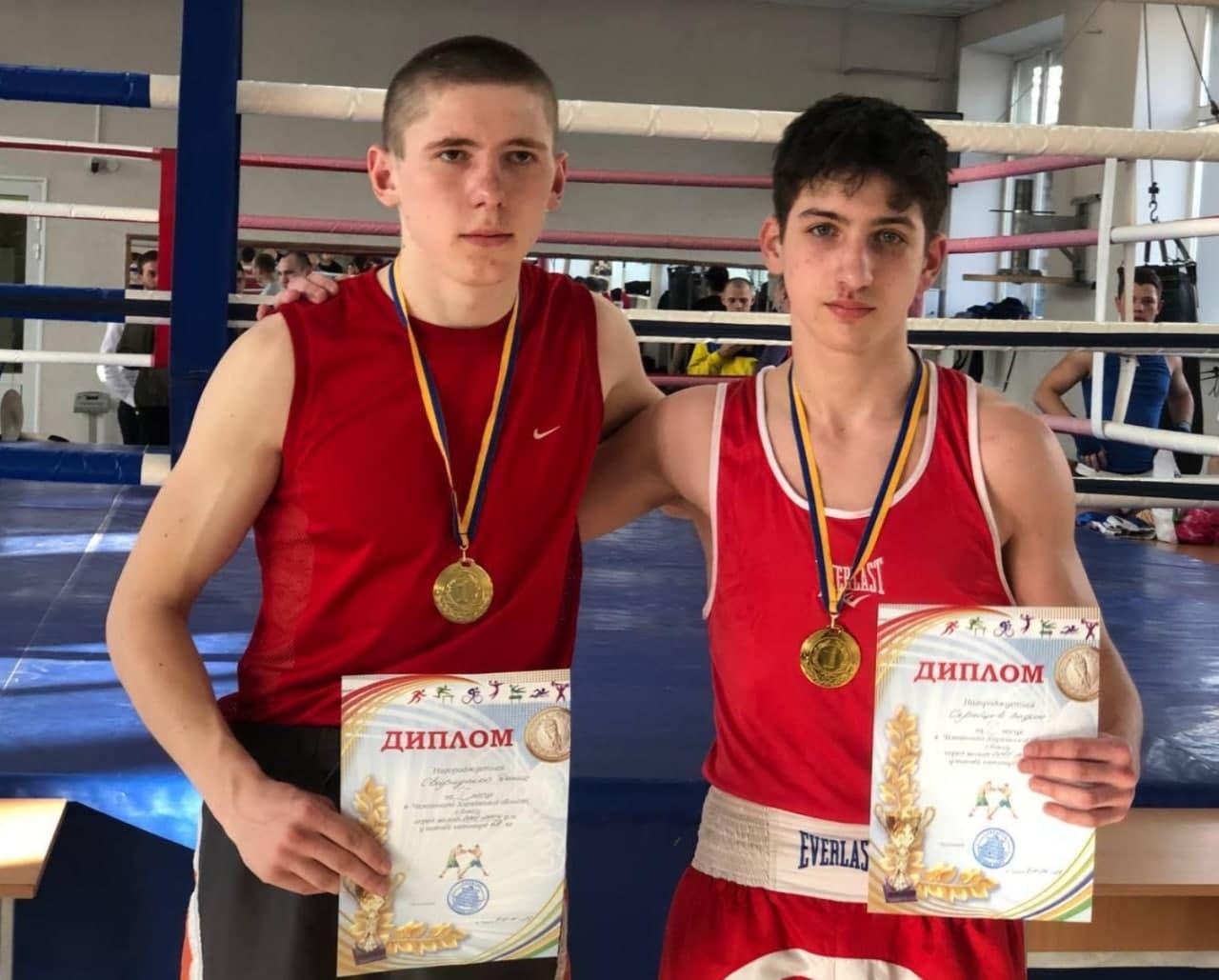 Студент кафедри ПЕЕА ХНУРЕ став переможцем в Чемпіонаті з боксу