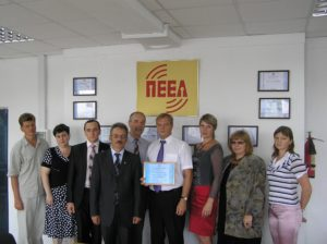"""LABORATORY OF COMPUTER TECHNOLOGIES OF PROJECTING REA Authorized Certified Training Center """"ASKON-KNURE"""""""